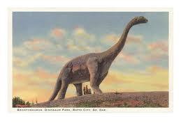 A la recherche des derniers dinosaures
