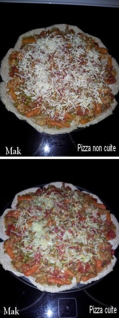 Mon Truc pizza