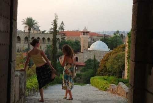 Byblos au Liban