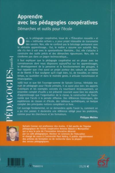 Apprendre Avec Les Pédagogies Coopératives : apprendre, pédagogies, coopératives, Livre,