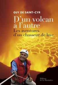 D'un volcan à l'autre - Guy de Saint-Cyr