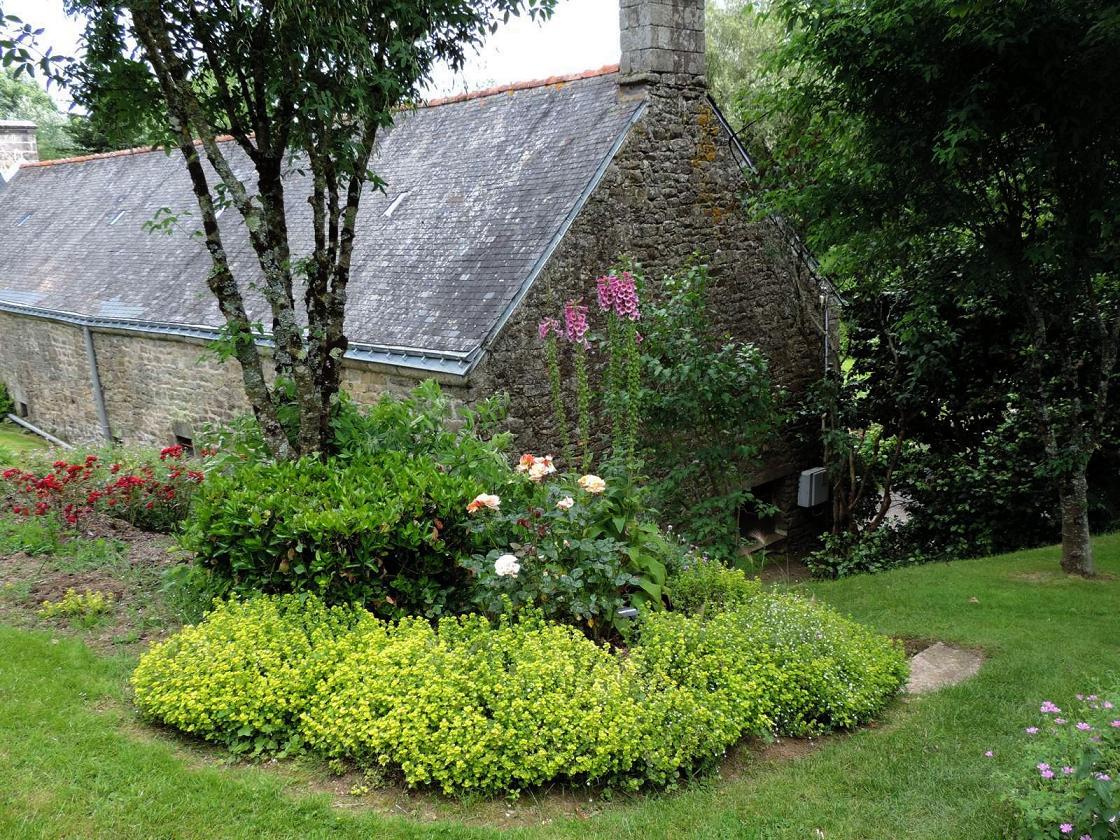 Massif De Jardin En Bretagne | Jardin Breton Design Tudes Paysag Res ...