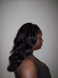 Tami Roman Hair Weave