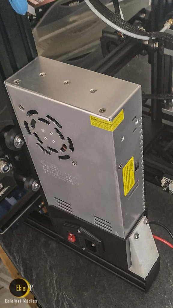 support d'alimentation imprimante 3D