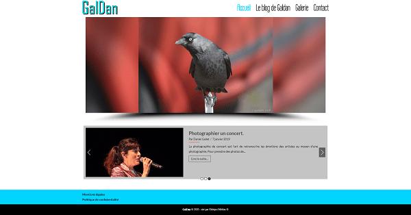 site web de Galdan