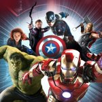 Exposition Marvel Avengers