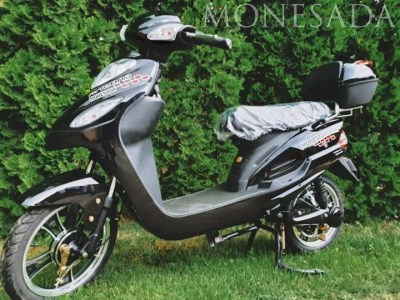 Električni bicikl SM