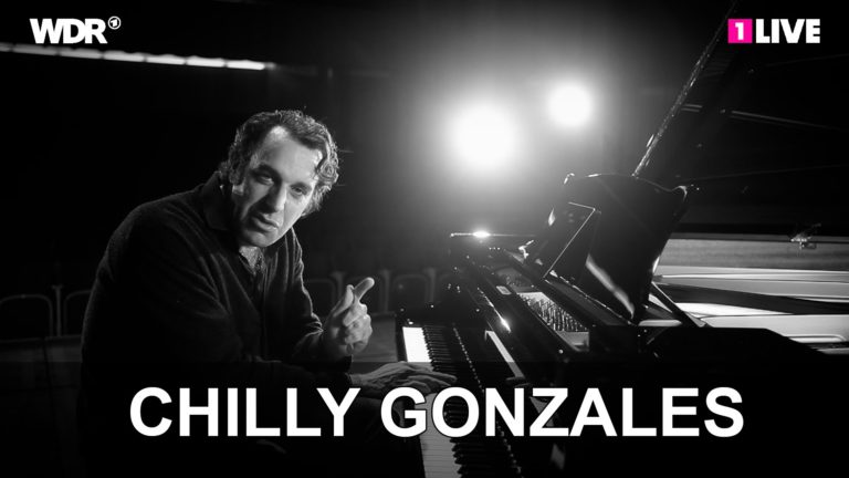 Chilly Gonzales Masterclasses : Pop Music