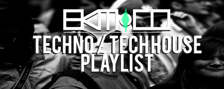 Techno / Tech House music playlist Week 38 - EKM.CO