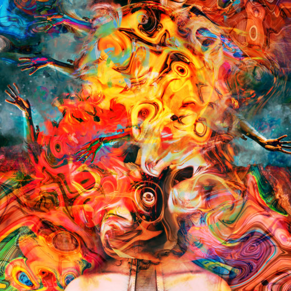 Brainforest Album Art - Large - EKM.CO