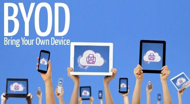 Saha Ekip Yönetimi İçinde Yükselen Trend: BYOD