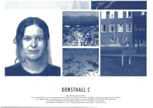 From large-scale poster En annan ordning/Another Order @ Konsthall C 2008