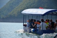 Језеро Увац - сплаварење