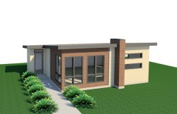 EkoBuilt's Pinewood Paradise coach house designs