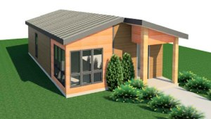 Ottawa coach house plans by EkoBuilt
