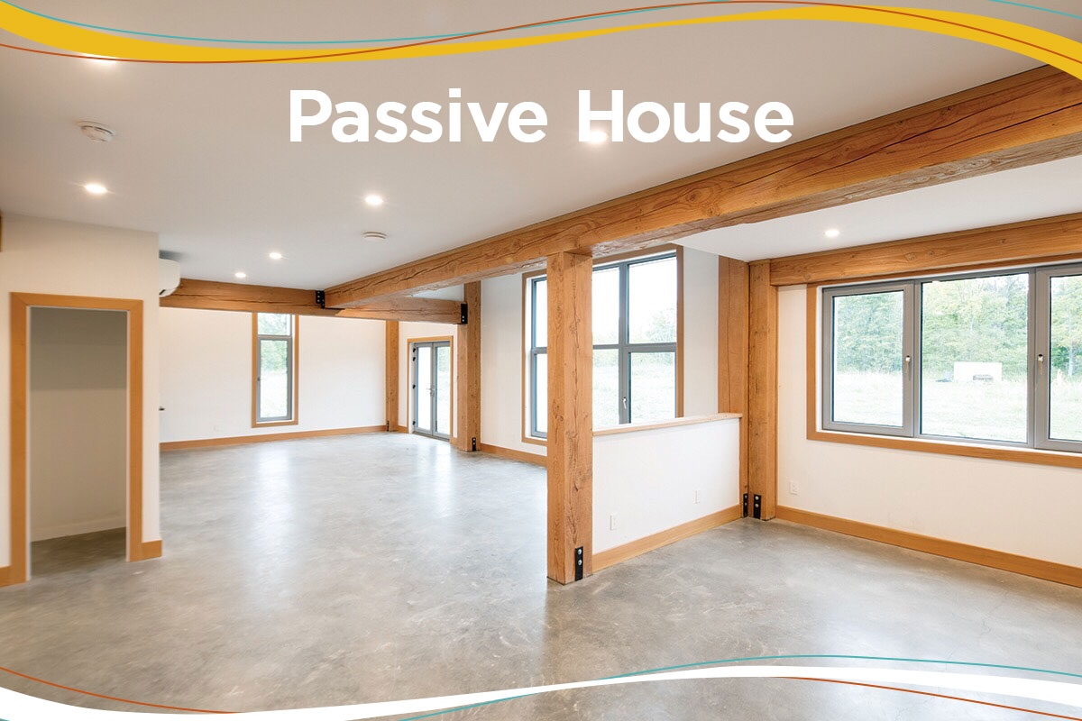 Find out more about our passive house offering