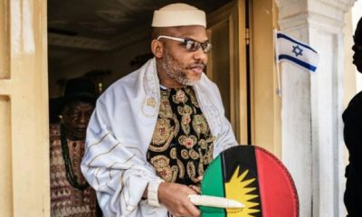 Nnamdi Kanu To Storm Nigeria For Parents' Burial