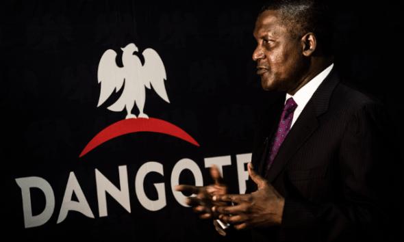 Dangote Breaks Silence Over Stake In Executive Jet