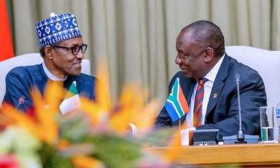 Nigeria, South Africa To Partner On Security