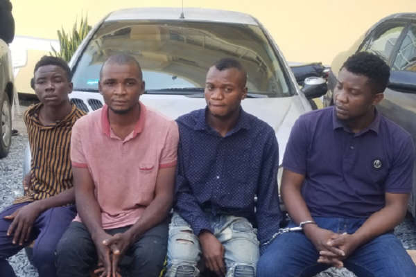 Mastermind Of Abuja First Bank Robbery Arrested