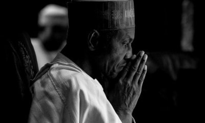 Buhari Allegedly Very Sick With Symptoms Of Coronavirus After Initial Result