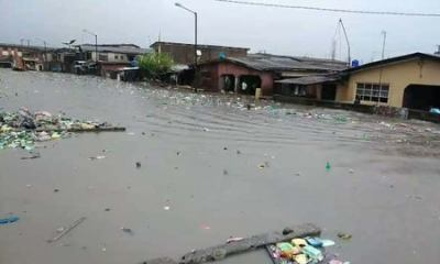 Flood Sweeps Away 4-Year-Old Child In Lagos Rainfall