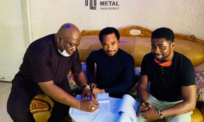 #LiquidMetalNg: Prophet Odumeje Bags Endorsement Deal