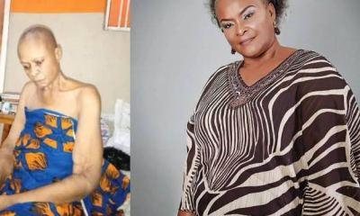 Actress Ify Onwuemene battles with cancer, seeks help