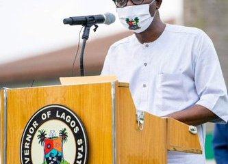 Governor, Babajide Olusola Sanwo-Olu