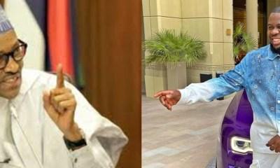 Buhari And Hushpuppi Are In The Same Business- Aisha