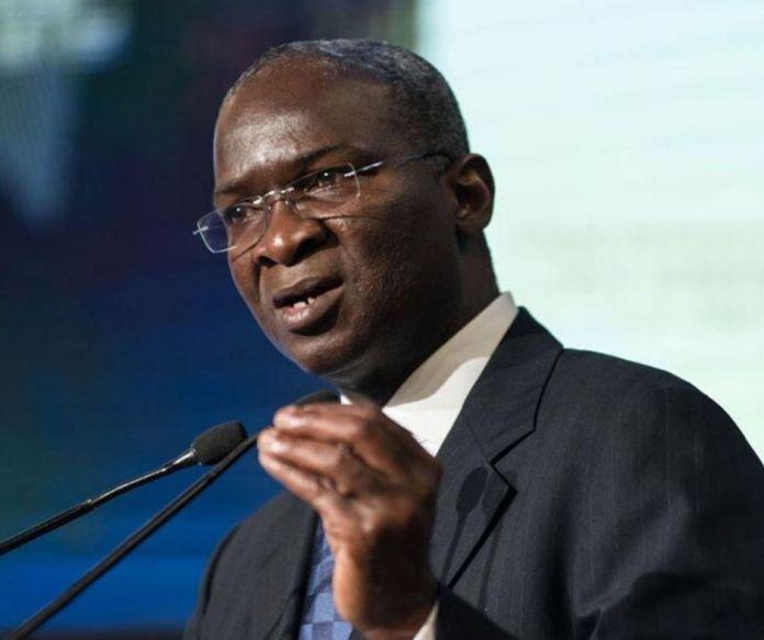 Mr Babatunde Fashola