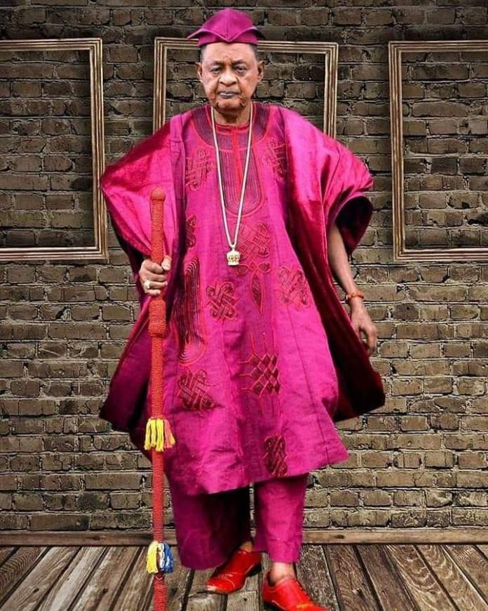Alaafin Oba Lamidi Olayiwola Adeyemi III