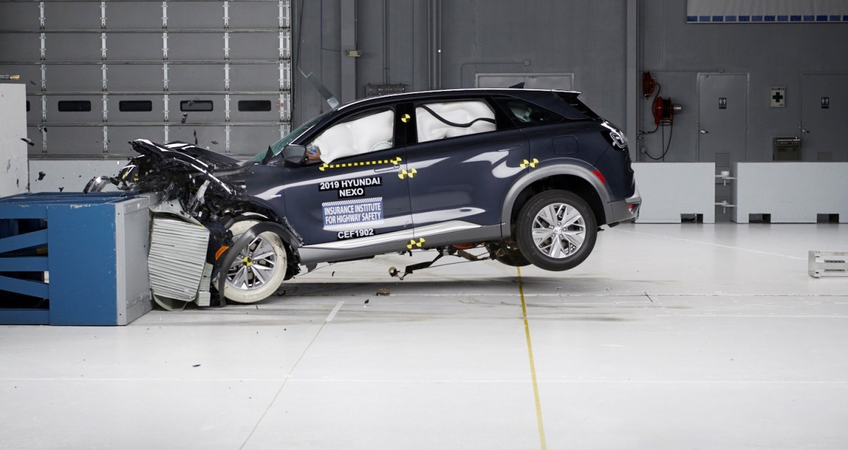 hyundai nexo crash test