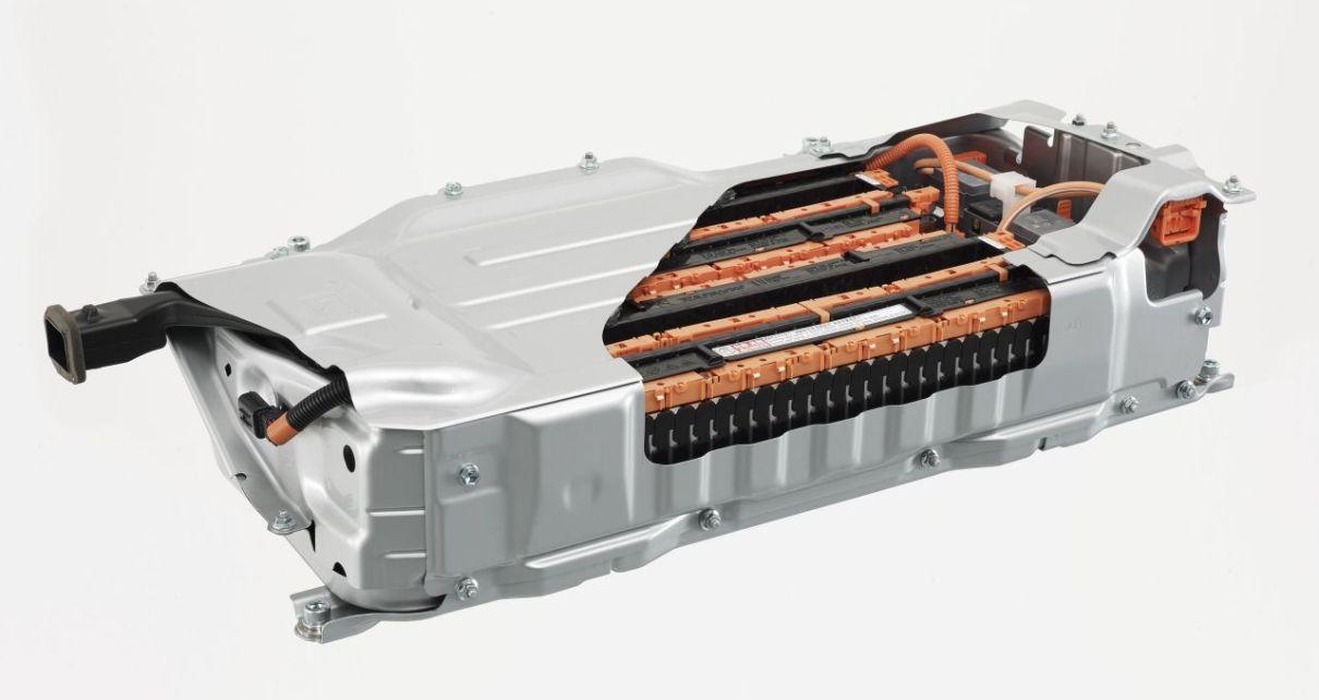 Baterie nové Toyoty Yaris