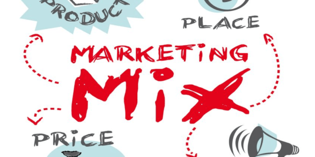 marketing mix adalah