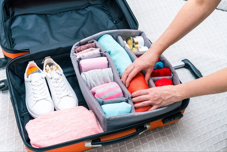tips travelling - teknik packing