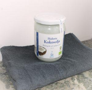 kallpressad ekologisk kokosolja