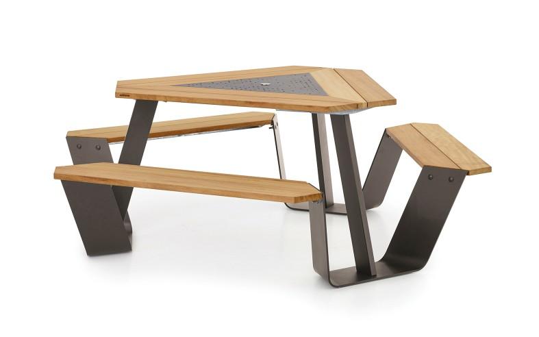 anker table repas iroko