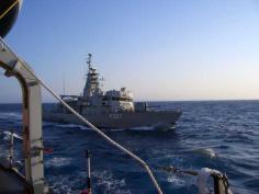 """Επεισόδιο στα Ίμια: Πού στόχευε ο κυβερνήτης του τουρκικού σκάφους που χτύπησε την κανονιοφόρο """"Νικηφόρος"""""""