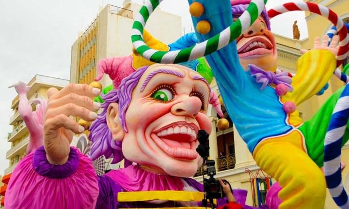 Καρναβάλι στο Δερβένι