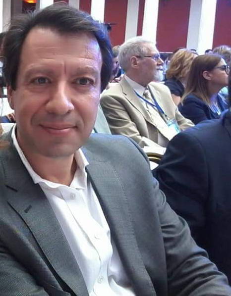 Γενικός Γραμματέας του Ερυθρού Σταυρού ο Κορίνθιος δικηγόρος Παν. Ανδρικοπουλος