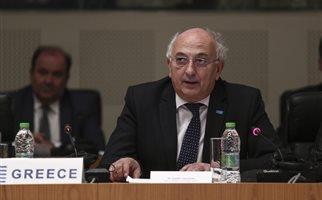 Αμανατίδης: H Τουρκία πρέπει να σταματήσει να παραβιάζει το διεθνές δίκαιο