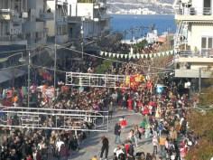 Δείτε το καρναβάλι της Κορίνθου 2018