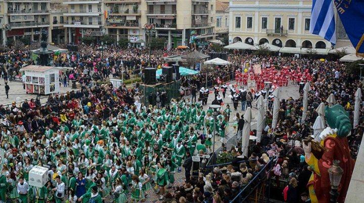«Έπιασαν» για φοροδιαφυγή… καρναβαλικά γκρουπ στην Πάτρα!