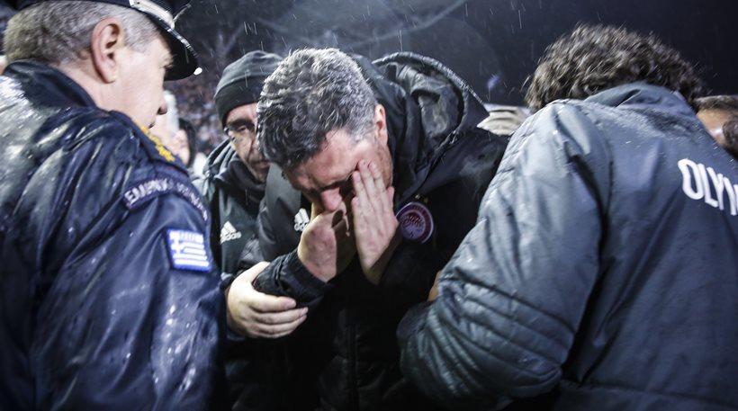 Συνελήφθη ο 26χρονος οπαδός του ΠΑΟΚ που τραυμάτισε τον Γκαρθία