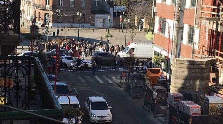 Μεγάλη επιχείρηση της αστυνομίας σε κτίριο στις Βρυξέλλες