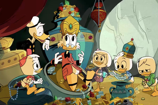 Ducktales – Ένα υπέροχο reboot