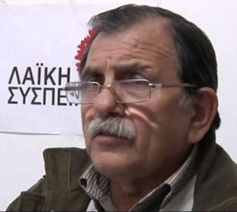Παρέμβαση του εκπροσώπου της Λαϊκής Συσπείρωσης Βαγγέλη Γούργαρη για την χρηματοδότηση της ΤΕΡΝΑ.
