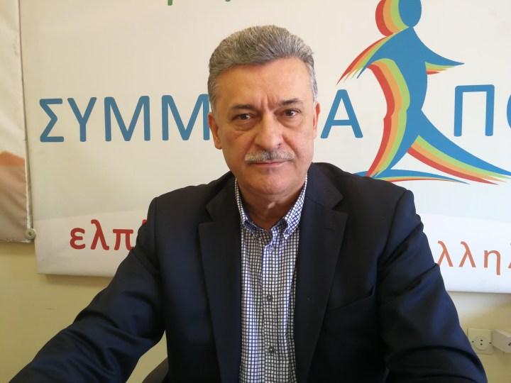 Β. Νανόπουλος: Eίναι ευθύνη του Δήμου για την ερημοποίηση της δημοτικής αγοράς Κορίνθου (VIDEO)