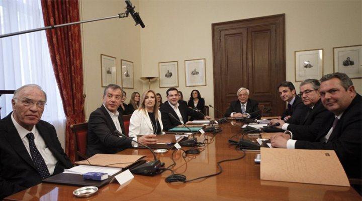 Γκάλοπ Rass: Η ΝΔ 10 μονάδες μπροστά από τον ΣΥΡΙΖΑ